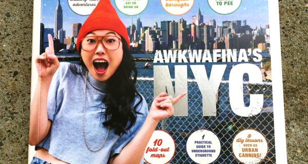 next is awkwafina